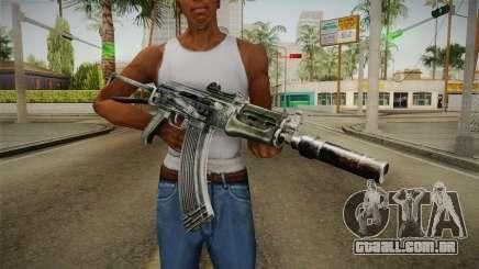 A arma da Liberdade v1 para GTA San Andreas