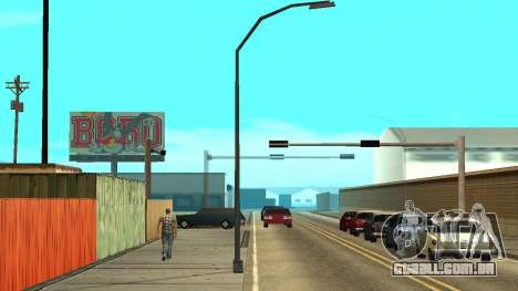New particle.txd HD para GTA San Andreas