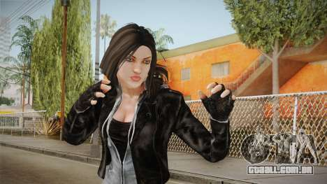 Marvel Heroes - Jessica Jones Netflix para GTA San Andreas