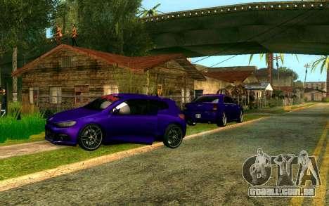 O torneio de Boxe no Grove ST para GTA San Andreas nono tela
