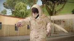 DLC GTA 5 Online Skin 2 para GTA San Andreas