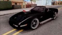 Chevrolet Corvette C4 1996 Cabrio