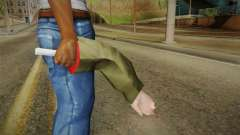 Arm Weapon para GTA San Andreas