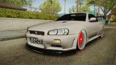 Nissan Skyline R34 GT-R 2002