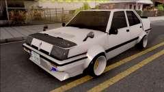 Proton Saga 1985 Widebody ver.
