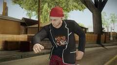 GTA Online - Hipster Skin 1 para GTA San Andreas