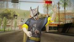 Borderlands Skin Vip para GTA San Andreas