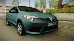 Renault Fluence Joy para GTA San Andreas