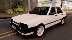 Tofas Sahin branco para GTA San Andreas