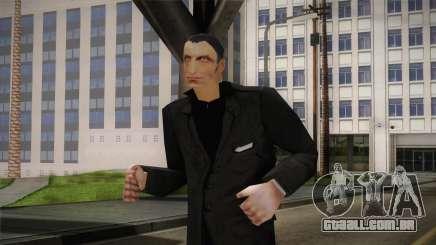 Memati Bas Skin para GTA San Andreas