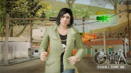 Smuggler Run DLC Skin 2 para GTA San Andreas