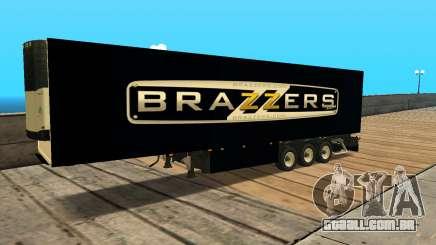Trailer Brazzers para GTA San Andreas