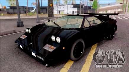 Lamborghini Countach 1988 para GTA San Andreas