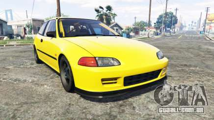 Honda Civic SIR (EG6) [add-on] para GTA 5