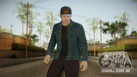 GTA Online - Raul Skin para GTA San Andreas