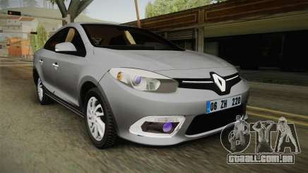 Renault Fluence Icon para GTA San Andreas