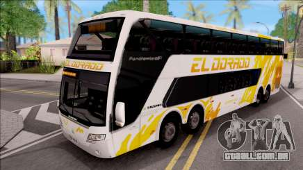 Trans El Dorado Bus para GTA San Andreas