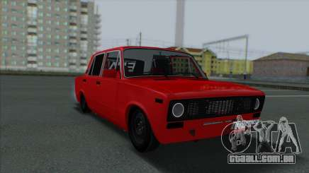 VAZ 2106 Shaherizada 2.2 GVR SA:MP para GTA San Andreas