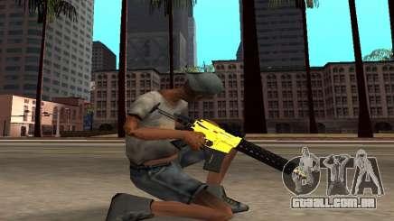 Iridescent Gun Pack SAMP para GTA San Andreas