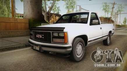 GMC Sierra 1500 1988 para GTA San Andreas