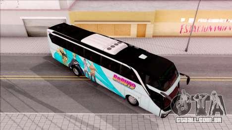 Adi Putro Royal Coach SE Boruto v1 para GTA San Andreas vista direita