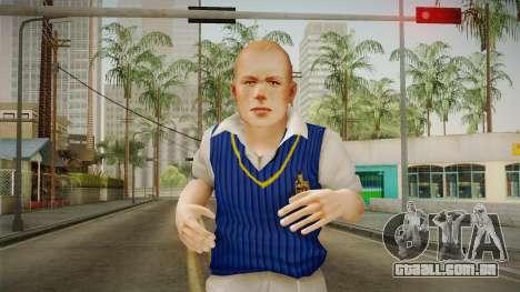 Jimmy Hopkins Skin para GTA San Andreas