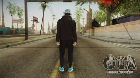 Skin Random 8 para GTA San Andreas terceira tela