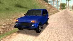 VAZ 2121 Armenian