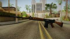Insurgency FN-FAL Assault Rifle para GTA San Andreas