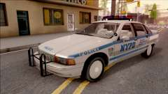 Chevrolet Caprice Police NYPD