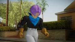 Trunks GT Skin para GTA San Andreas
