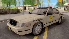 Ford Crown Victoria 2003 Iowa State Patrol