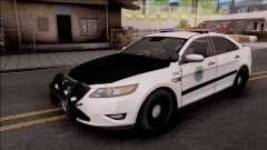 Ford Taurus 2011 Des Moines PD para GTA San Andreas