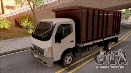 Mitsubishi Fuso Truck para GTA San Andreas