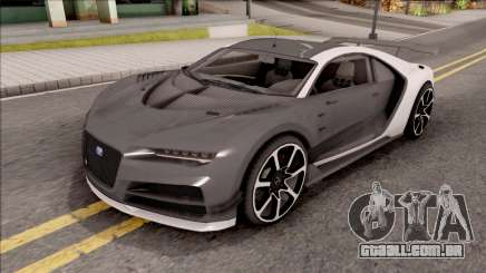 Truffade Nero from GTA V para GTA San Andreas