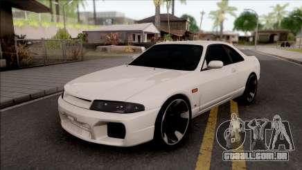 Nissan Skyline R33 v2 para GTA San Andreas