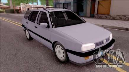 Volkswagen Golf Mk3 Variant para GTA San Andreas