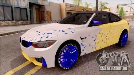 BMW M4R F82 para GTA San Andreas
