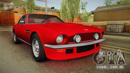 Aston Martin V8 Vantage 1977 HQLM para GTA San Andreas