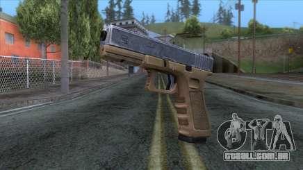 Glock 17 v3 para GTA San Andreas