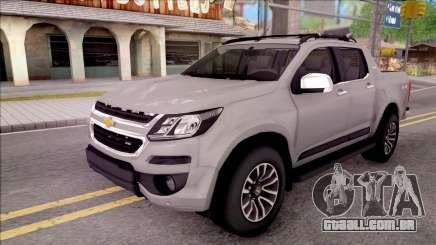 Chevrolet S-10 High Country 2017 para GTA San Andreas