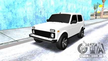 VAZ 2121 Armenian para GTA San Andreas