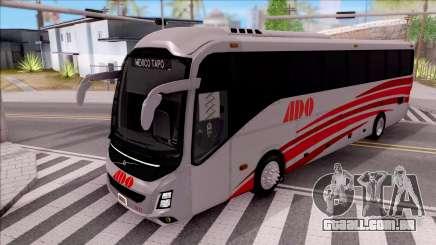 Volvo 9800 4x2 para GTA San Andreas