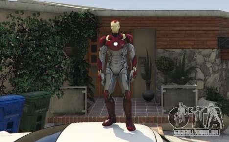 Iron Man Mark 47 1.3 para GTA 5