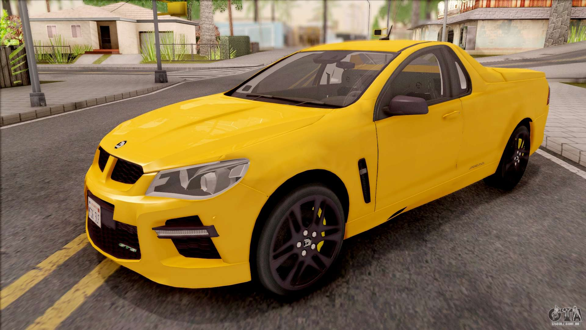 hsv limited edition gen f gts maloo v1 2014 para gta san. Black Bedroom Furniture Sets. Home Design Ideas
