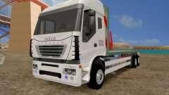 Iveco Stralis Caminhão SEM EXTRAS para GTA San Andreas