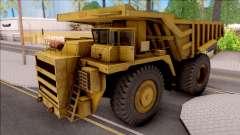 BELAZ-75214 IVF para GTA San Andreas