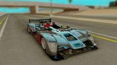 Audi R15 DTI LM para GTA San Andreas