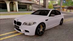 BMW M5 F10 Competition Edition