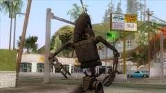 Star Wars - Shadow Droid Skin para GTA San Andreas